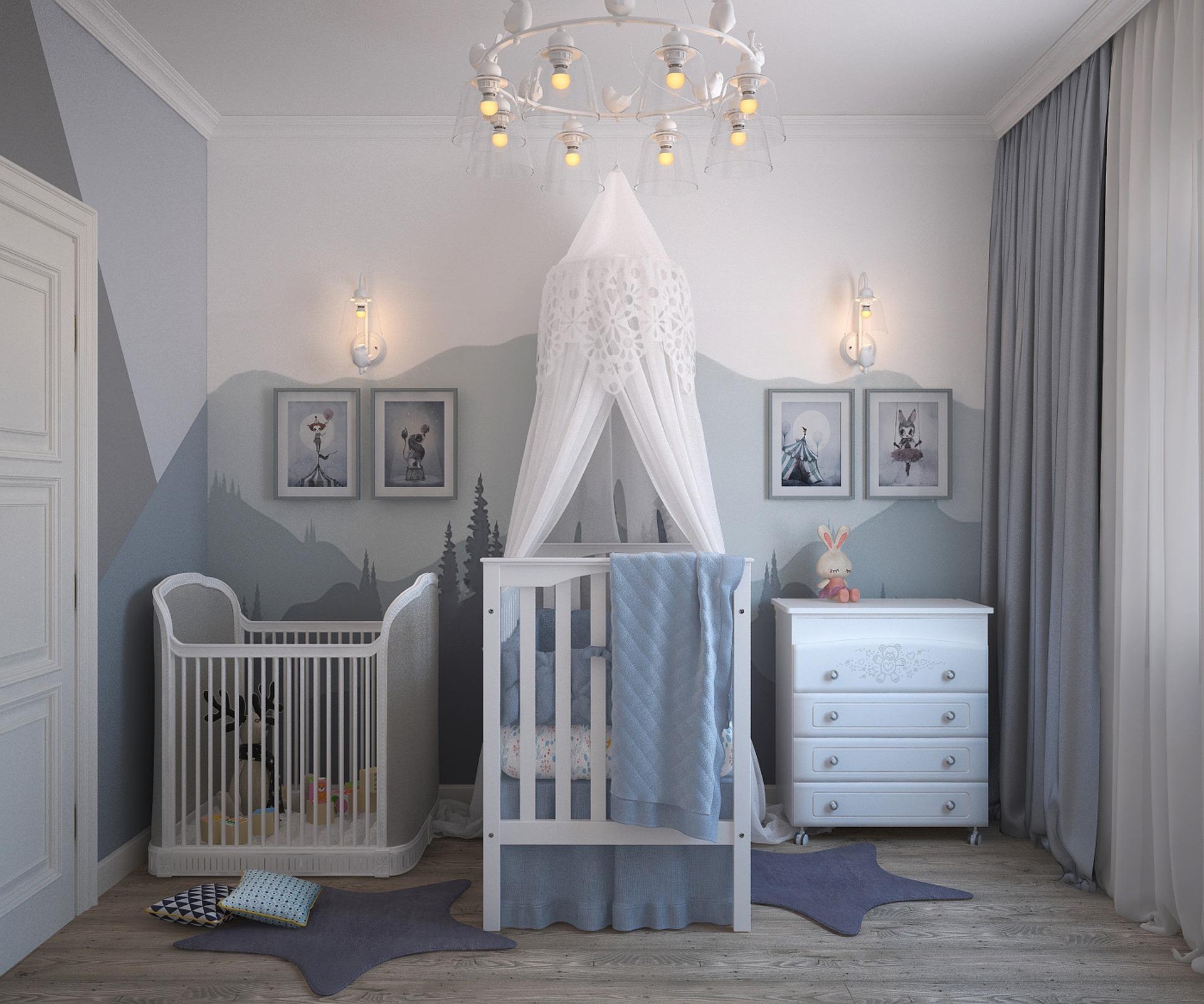 Quelle Couleur Chambre Bébé Garçon choisir une couleur pour chambre de petit garçon : les